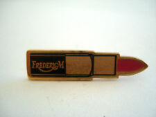 PINS RARE ROUGE A LEVRE FREDERIC M  MAQUILLAGE  MAKE UP