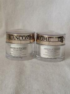 Lot 4 Lancome Absolue Night Premium Bx Creme .5oz each x 4 = 2 oz 60 ml total