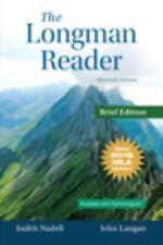 THE LONGMAN READER - NADELL, JUDITH/ LANGAN, JOHN/ COXWELL-TEAGUE, DEBORAH (CON)