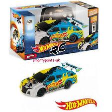 R/C Hot Wheels Double Dare Toy Car 1:28 Scale Mondo UK Stock