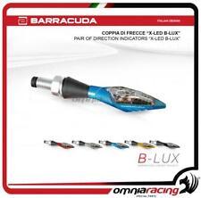 Barracuda 2 Indicatore Direzione Frecce omologato X-LED B-LUX colore Blu