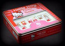 Hello Kitty Schachspiel in Sammlerbox. Sammleredition, neu, unbespielt