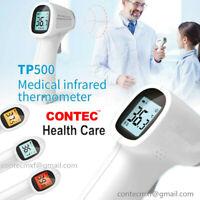 LCD thermomètre infrarouge numérique corps front température pistolet TP500