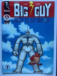 Big Guy and Rusty the Robot TP - Dark Horse Comics by Frank Miller Geof Darrow