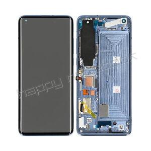 DISPLAY XIAOMI ORIGINALE MI 10 2020 GRIGIO 56000500J200 SCHERMO TOUCH LCD