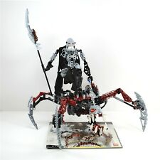 LEGO Bionicle Vezon and Fenrakk Set 8764 Complete with Instructions No Box