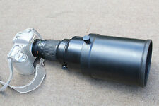 Arsat Yashma-4N f2.8 300mm Nikon (Canon adaptierbar) lichtstark fast prime lens