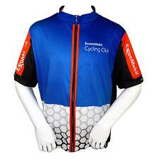 ExxonMobil Primal Cycling Team Jersey- Full Zip - Size Men's 3XL- CJ10