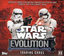 [HOBBY BOX] 2016 Topps Star Wars EVOLUTION Factory Sealed 24 Packs