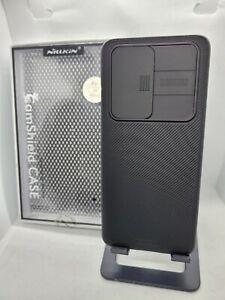 Nillkin Huawei P40 Pro 5G Black Card Slot Shockproof Case