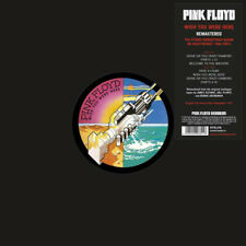 Pink Floyd ‎LP Wish You Were Here - Remastered, 180g - Europe (M/M - Scellé)