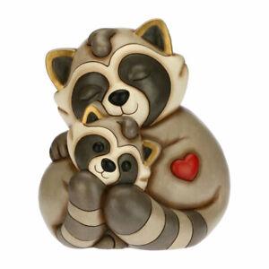 THUN 'Waschbärenpaar Mama und Kind'