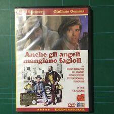 Dvd **ANCHE GLI ANGELI MANGIANO FAGIOLI** con Bud Spencer G. Gemma  1973