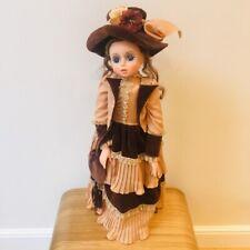 """Large Migliorati Doll 27"""" high - Le Bambole dei Sogni - original box & packaging"""
