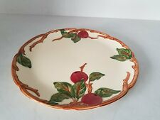 Franciscanware Apple Serving Plate Ceramic