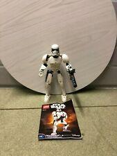 STAR WARS LEGO 75114 FIRST ORDER STORMTROOPER FIGURE FORCE AWAKENS