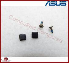 Asus F55VD X55VD Tornillos y tapas marco pantalla LCD bezel screws Schrauben