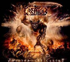 Phantom Antichrist [CD/DVD] [Deluxe Edition] [Digipak] by Kreator (CD,...