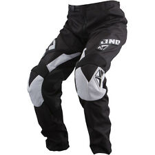 NEW ONE INDUSTRIES CARBON YOUTH   ATV  MX BMX RACING PANTS  PANT Black  size 24