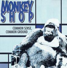 Monkey negozio Common Sense, common ground CD