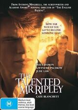 NEW The Talented Mr Ripley DVD Free Shipping