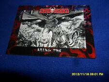2012 BREYGENT DEAD WORLD ZOMBIE CARD #64 & 65 & 66 COMIC ART KILLING TIME