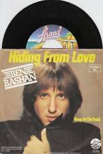 BEN BASHAN Hiding From Love 45/GER/PIC