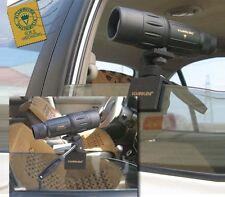 Zoom Visionking 10-25x42 Monocular +Car Window Mount Adapter waterproof