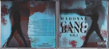 MADONNA GANG BANG REMIXES PROMO