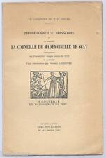 CURIOSA : Pierre-Corneille BLESSEBOIS Casanova du XVIIIe ca 1930 tiré à 150 ex.