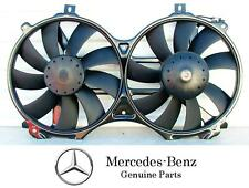 New Genuine Electric Radiator Fan Assembly Mercedes 1998-99 E300DT 001 500 39 93