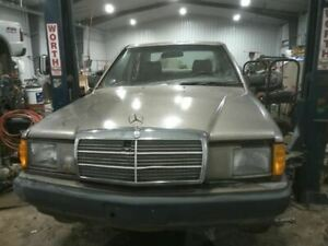 Air Cleaner 201 Type 2.6L Fits 90-93 MERCEDES 190 93651