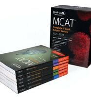 🔥MCAT Complete 7-Book Subject Review🔥 2021-2022