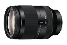 Sony SEL 24-240mm f/3.5-6.3 FE OSS Lenses for Sony - Black
