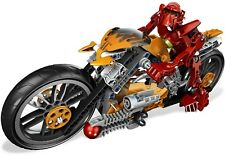 LEGO Hero Factory Furno Bike (7158) Complete Figure
