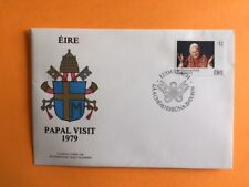 Papal Visit 1979 Ireland First Day Covers (Pope John Paul II)