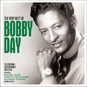 Bobby Day Very Best Of 2-CD NEW SEALED Rockin' Robin/Little Bitty Pretty One+