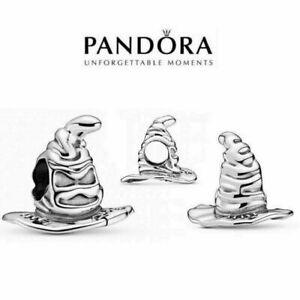Genuine Pandora Silver ALE 925 Harry Potter Sorting Hat Charm UK STOCK