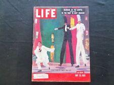 1955 MAY 23 LIFE MAGAZINE - ACTRESS LESLIE CARON - L 956