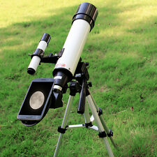 VT-25 Refractor Telescope for Astronomy Beginner with Cell Phone Mount Adapter