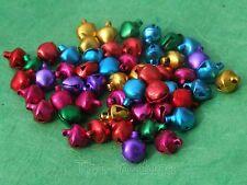 Lot 50 Mini Grelots Clochettes Alu à Coudre 0,85cm Artisanat Inde Tha-in-daga