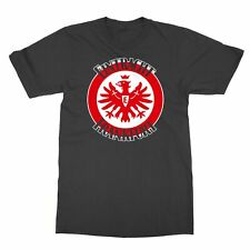 Eintracht Frankfurt Germany UEFA Bundesliga Football Soccer Men's T-Shirt