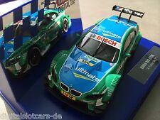 "Carrera Digital 132 30673 BMW m3 DTM ""A. Farfus, N. 7"" LUCE NUOVO OVP"