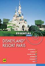 Disneyland Resort Paris AA Essential Spiral (AA Es..., Publishing, AA 0749549521