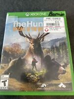 Hunter: Call of the Wild (Microsoft Xbox One, 2017)