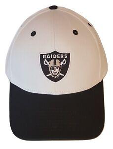 NFL Las Vegas Raiders Hat Adjustable Structured Style Cap
