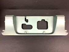 92-93 Accord 4Dr Rear Trunk Lid Garnish License Plate Frame Molding Panel Trim
