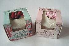 2 x Rose And Co Patisserie De Bain Moisturising Bath Melts Cherry Pie & Rose