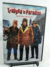 Trapped in Paradise (DVD, 2004) Sealed