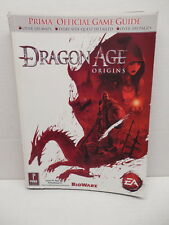 Dragon Age Origins Prima Official Game Guide Maps Tips Cheats XBox 360 Playstay